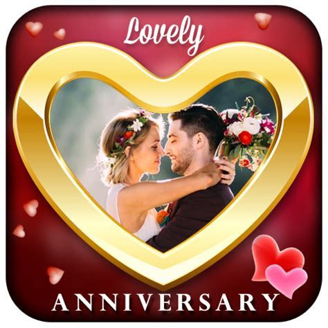 Wedding Anniversary Photo Frames Free   Frame Design