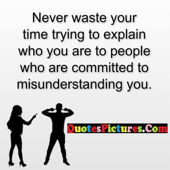 Perfect Time Quotes About Never Waste Quotespicturescom