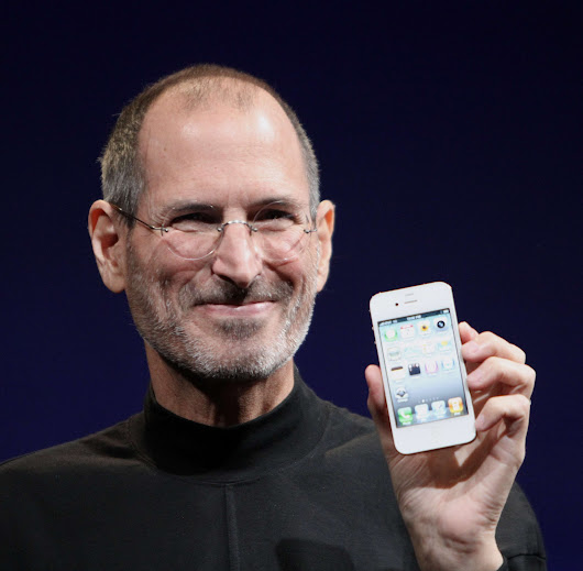 The Three People Who Passed On Steve Jobs |- ChristyBrunke.com