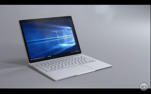 Microsoft introduces Surface Book, a convertible for Surface fans | Ars Technica