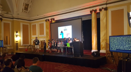 » PyconUK 2016 – Sending secret messages with a micro:bit