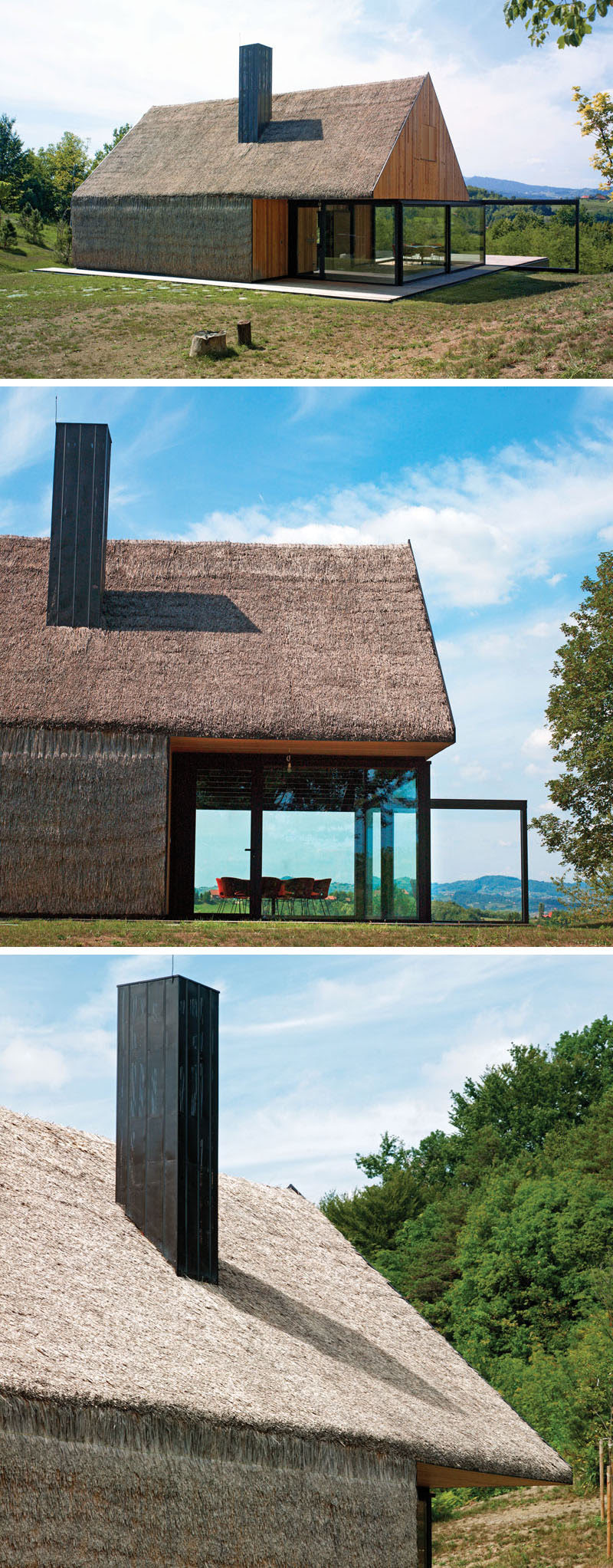 12 Examples Of Modern Houses And Buildings That Have A ...