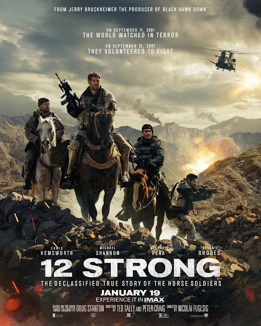 12 Strong Movie Prize Pack Giveaway | 1StopMom