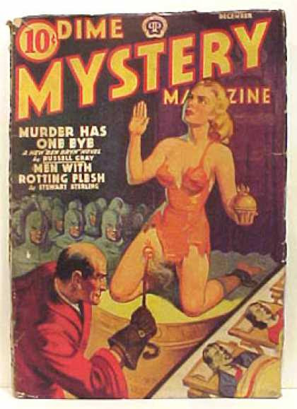 Dime Mystery 29