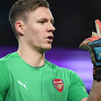 a016b1c7b F365 Features Only Leno makes Team of the Week from Arsenal v Man Utd Bernd  Leno
