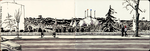 El Circo by aidibus