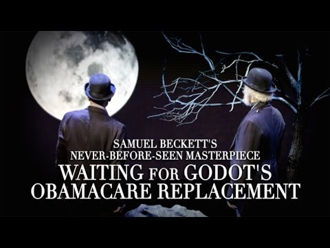 Waiting For Godot's Obamacare Replacement Starring Patrick Stewart - YouTube