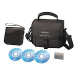 Sony Accdvdp2 Accessory Kit For Dcr-dvd 203 403 105 205 305 405 & 505 Camcorders