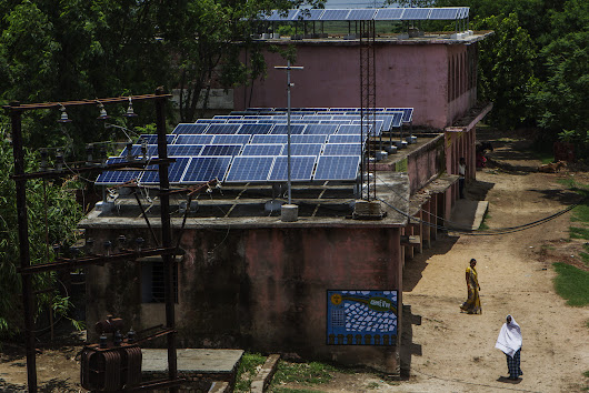Facebook, Microsoft helping to finance green power microgrids | Bloomberg New Energy Finance