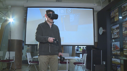 Virtual reality impacts local business