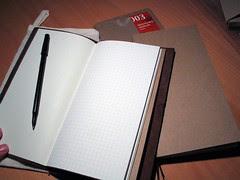 Traveler's Journal [open]