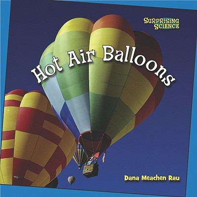 Cover Art for Hot air balloons
