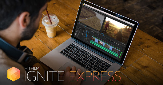 Ignite Express: Over 300 free grading & VFX plugins & presets - HitFilm.com