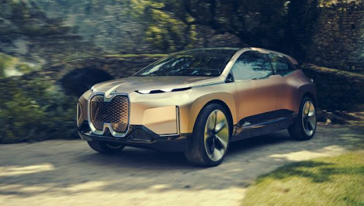 BMW showcases Vision iNext | Next Green Car