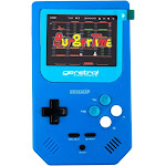 Go Retro Portable, Blue