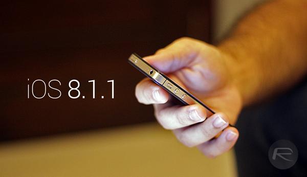 iOS 811 iPhone 4s main