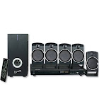 Supersonic SC-37HT 5.1 Channel Home Theater System - 25W Total