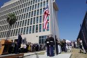 Reabren embajada de Estados Unidos en Cuba. Foto: AP / Ismael Francisco / Cubadebate