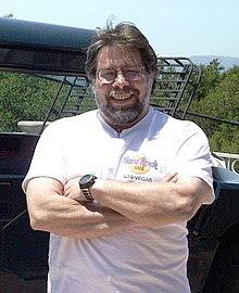 Steve Wozniak - Master Designer Apple Computer