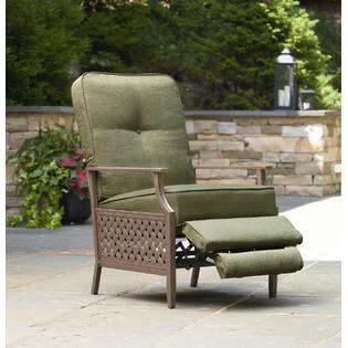 La-Z-Boy Parker Recliner - Outdoor Living - Patio ...