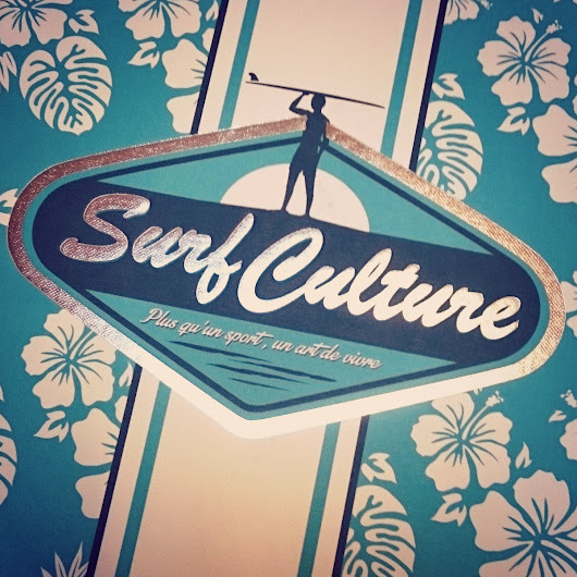 Surf Culture - Julie Merian Surf Art