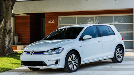 2017 Volkswagen e-Golf electric range grows to 125 miles