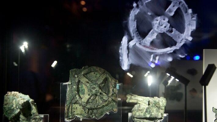 Οι επιστήμονες ρίχνουν φως στα μυστικά του Μηχανισμού (φωτό ΑP)