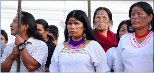 How an indigenous community in Ecuador stood up to big oil - and won