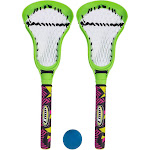 Coop Hydro Lacrosse (Colors May Vary), Multicolor