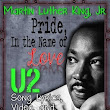 "MARTIN LUTHER KING, JR., U2's ""PRIDE, IN THE NAME OF LOVE,"" LESSON & ACTIVITIES"