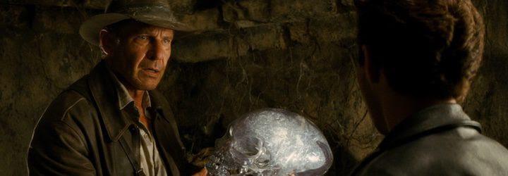 Harrison Ford en la cuarta entrega de la saga