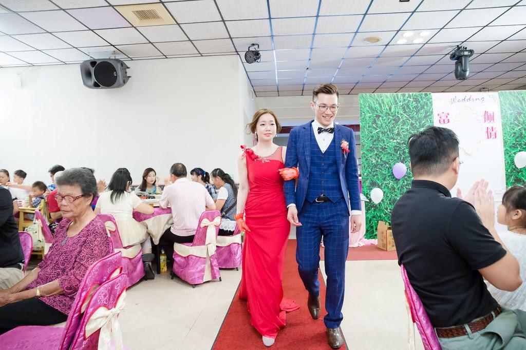 140明園餐廳北斗店婚攝