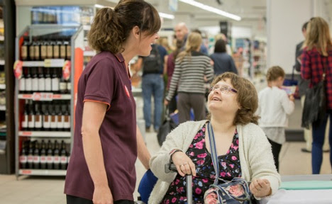 Sainsbury's introduce 'slow-moving' checkout lanes for dementia shoppers