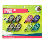 Tombow Correction Tape The Original 8-Pack