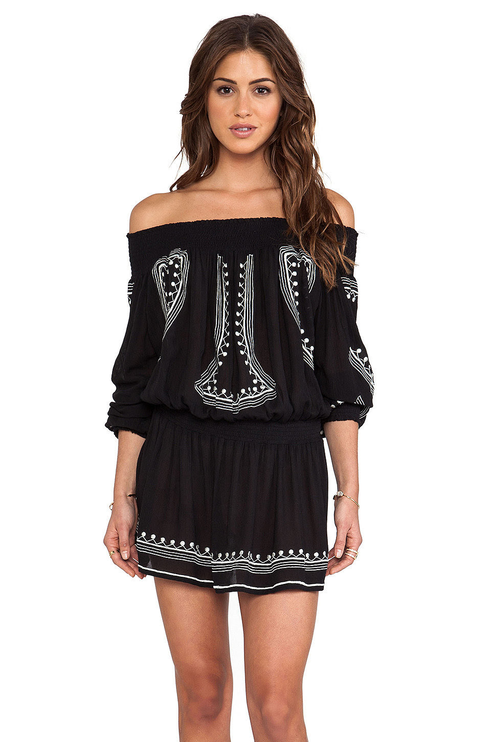 Tularosa Jacqueline Off the Shoulder Top ($148)