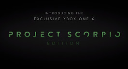 Pre-order the limited Xbox One X Project Scorpio Edition now