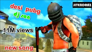 Pubg Song Gulzaar Chhaniwala Dj | Pubg Mobile Hack Outfits