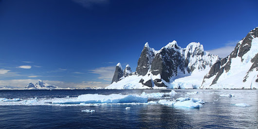 Antarctica Has Lost Enough Ice to Cause a Measurable Shift in Gravity | WIRED