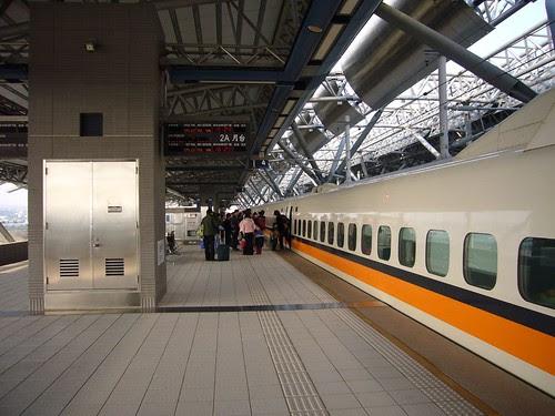 新幹線?台湾新幹線?