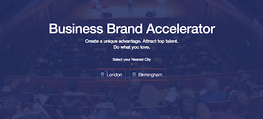London Brand Accelerator | Personal Branding | Key Person Of Influence