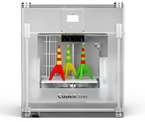 The CubeX™ Trio 3D Printer