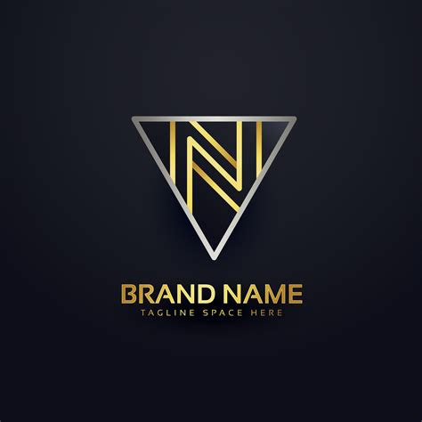 letter  creative logo design template