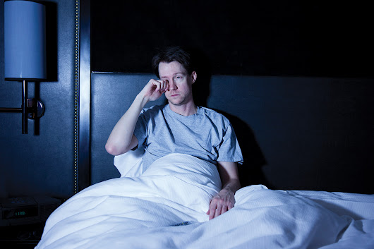 The brain starts to eat itself after chronic sleep deprivation