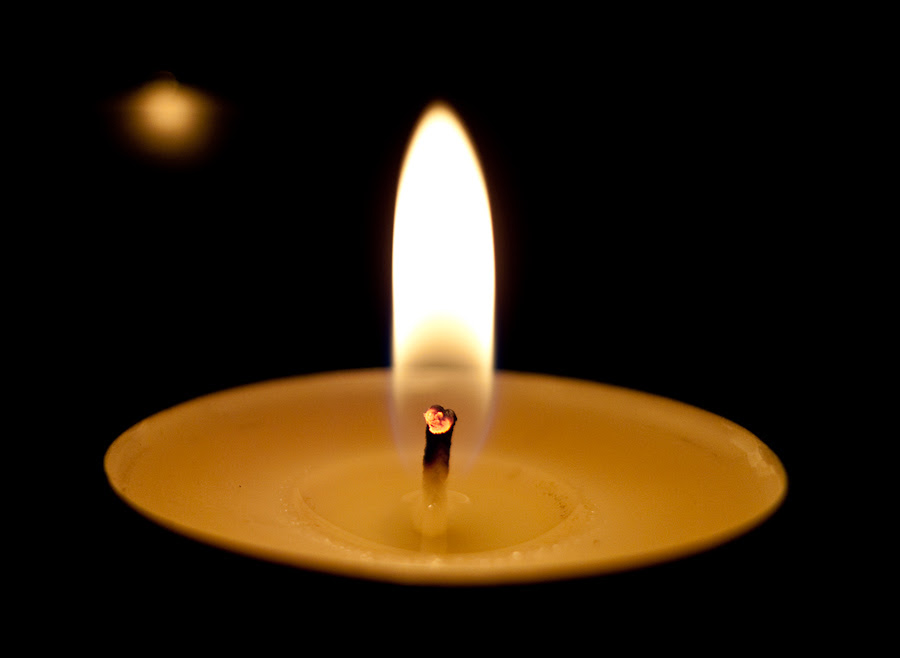 The meaning and symbolism of the word - Candle