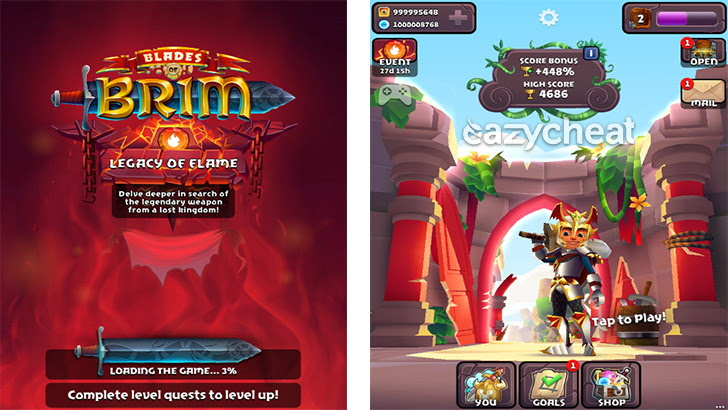 Blades of Brim v2.5.0 Cheats
