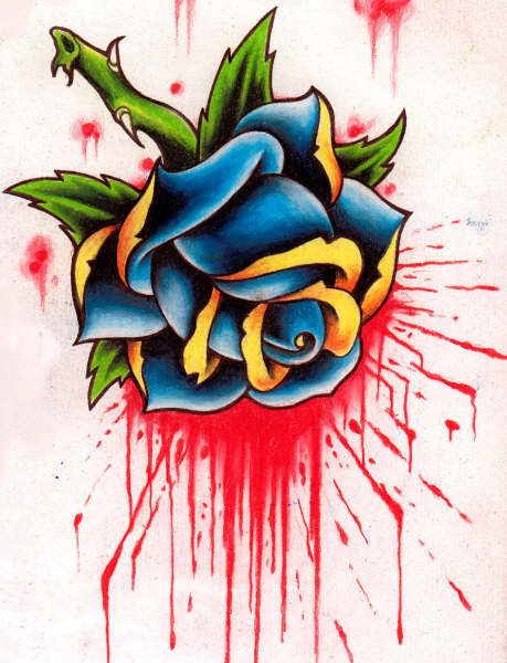 If you want to sport a red rose tattoo, It's important to know the meaning