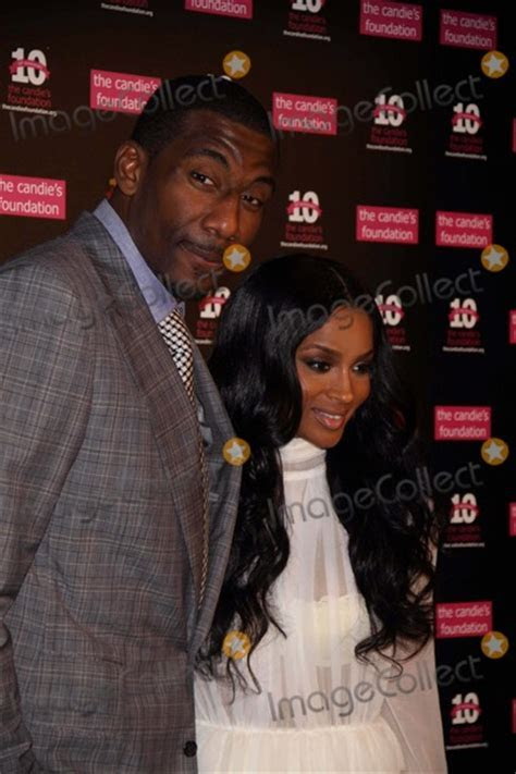 Photos and Pictures   Amare stoudemire,ciara at the candie