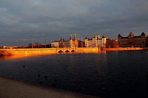 Golden Bridge in CPH