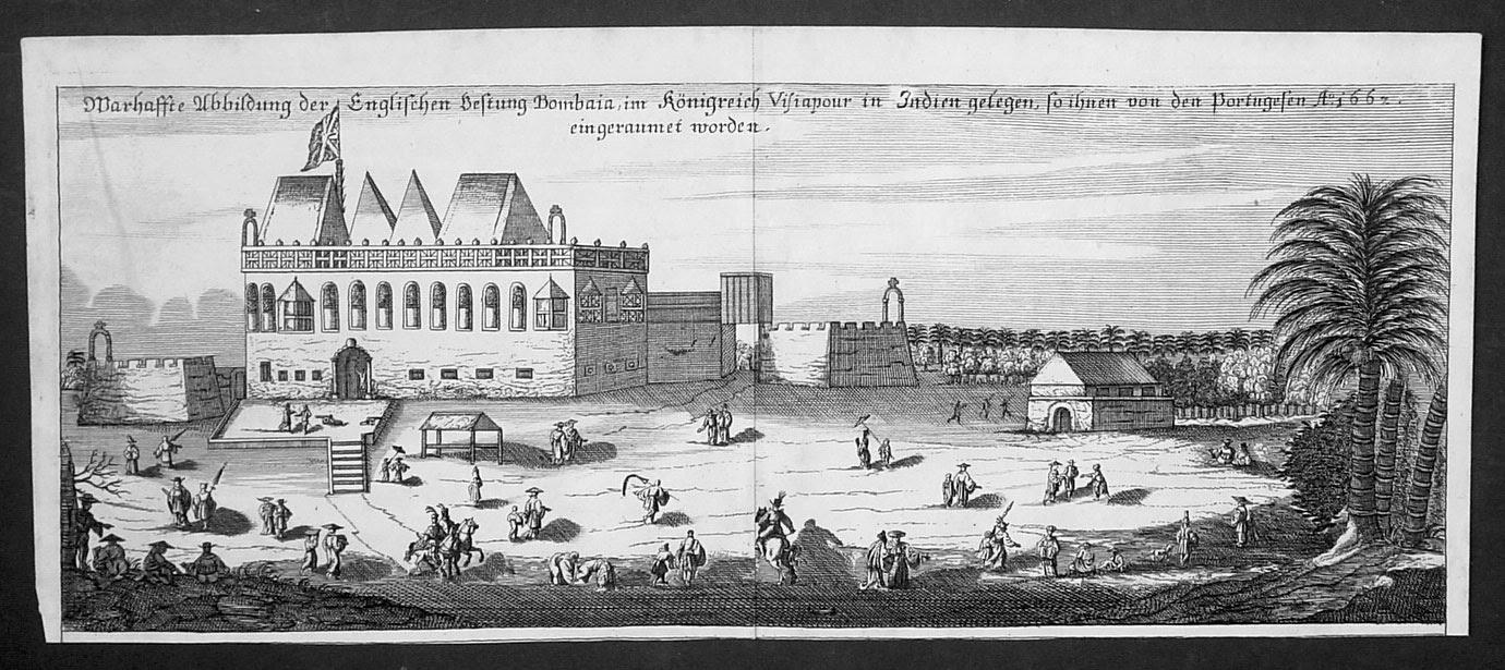 Image result for bombay fort guns 1860