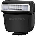 Olympus FL LM3 External Flash - TTL - 9.1m - Black